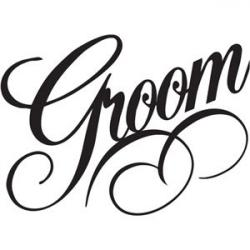 Groom clipart word