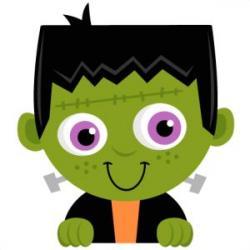 Frankenstein clipart cartoon