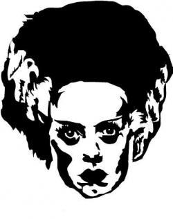 Frankenstein clipart stitch