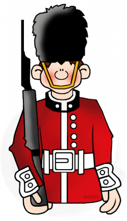 Military clipart british army