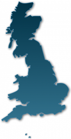 Britain clipart Britain Map