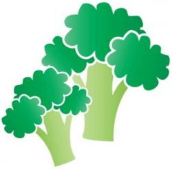 Broccoli clipart animated