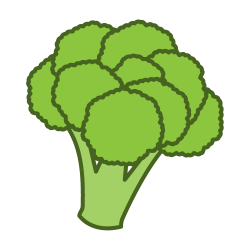 Broccoli clipart picky eater