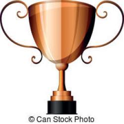 Bronze clipart bronze trophy