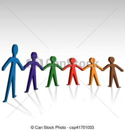 Brotherhood clipart united hands
