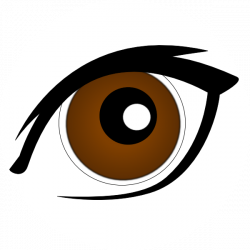 Hazel Eyes clipart small eye