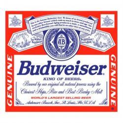 Budweiser clipart budwiser