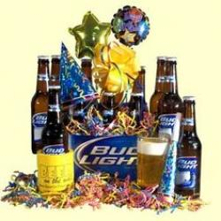 Bud Light clipart happy birthday