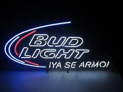 Bud Light clipart se armo