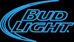 Bud Light clipart transparent