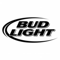 Bud Light clipart vector