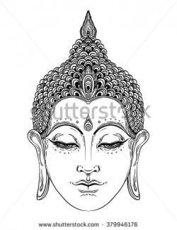 Wedding clipart buddha