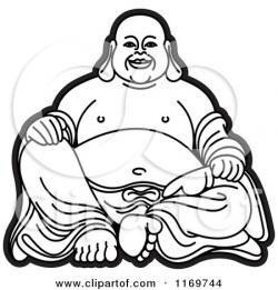 Buddha clipart buddha face