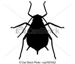Dung Beetle clipart aphid