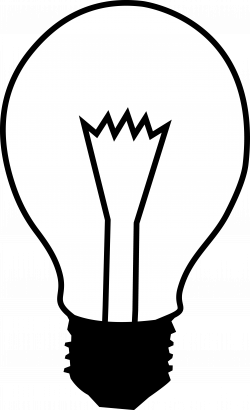 Electrical clipart black and white