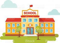 Door clipart school entrance