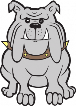 Larger clipart bulldog