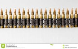 Bullet clipart bullet belt