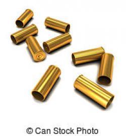 Bullet clipart bullet casing