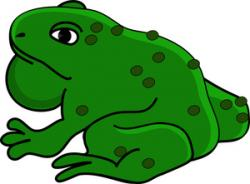 Cool clipart toad