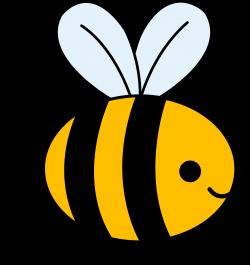Glitch clipart bumblebee