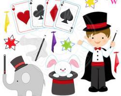 Magician clipart again