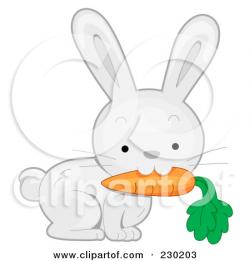 Hare clipart cute