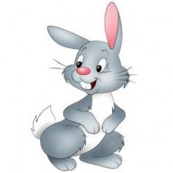 Hare clipart cartoon