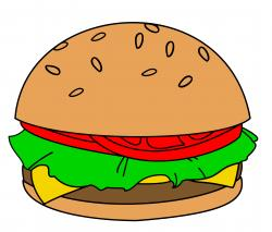 Drawn burger