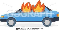 Burn clipart