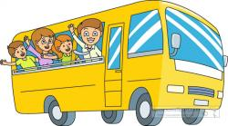 Travel clipart bus