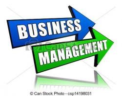 Business clipart business management