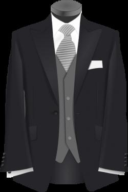 Suit clipart tuxedo