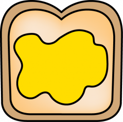 Bread clipart bread and butter