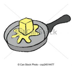 Butter clipart melted butter