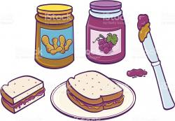 Peanut Butter clipart cartoon