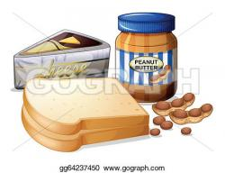 Butter clipart piece cheese
