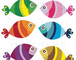 Butterflyfish clipart happy fish