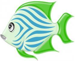 Butterflyfish clipart underwate