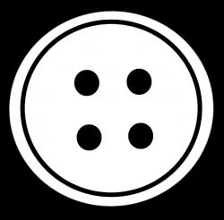 Snowman clipart button