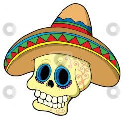 Tequila clipart sombrero