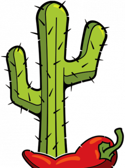 Tequila clipart mexican cactus