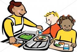 Cafeteria clipart