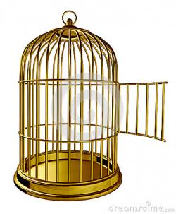 Cage clipart