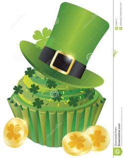 Birthday clipart st patrick's day