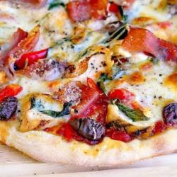 Calzone clipart margherita pizza