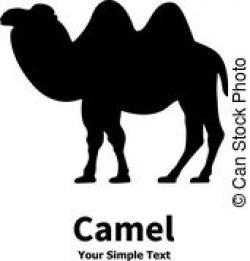 Camels clipart mongolian
