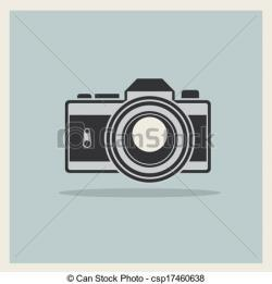 Dslr clipart professional camera