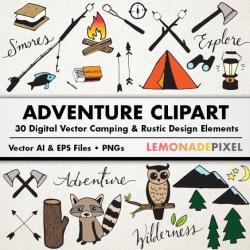 Survival clipart adventurer