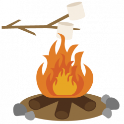 Roast clipart smore
